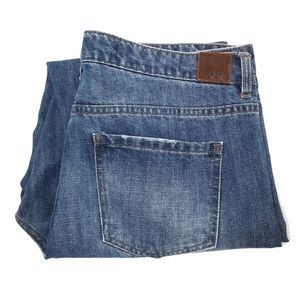 Life in Progress High Rise Ankle Jeans